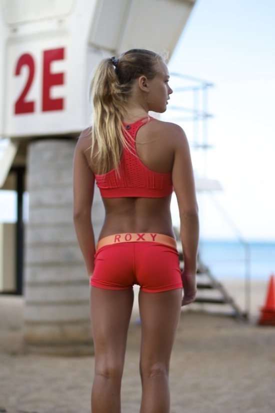 Cheeky Booty Shorts
